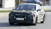 Hyundai i30 N Fastback facelift spy photos