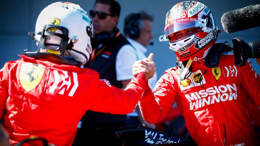 Ferrari supera l'esame Suzuka, ma non i piloti
