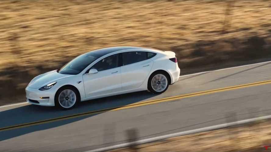 Tesla Model 3 Long Range AWD Gets 12 Miles More Range, Tiny Price Bump