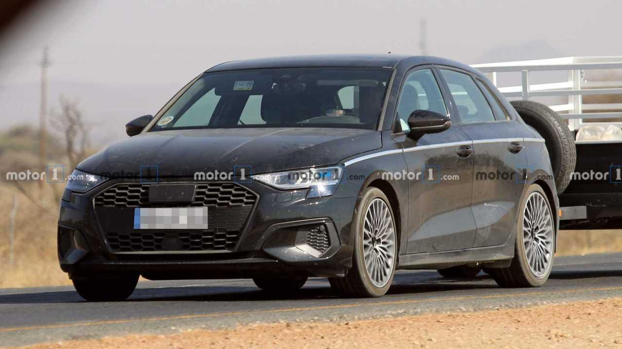 Photo espion Audi A3