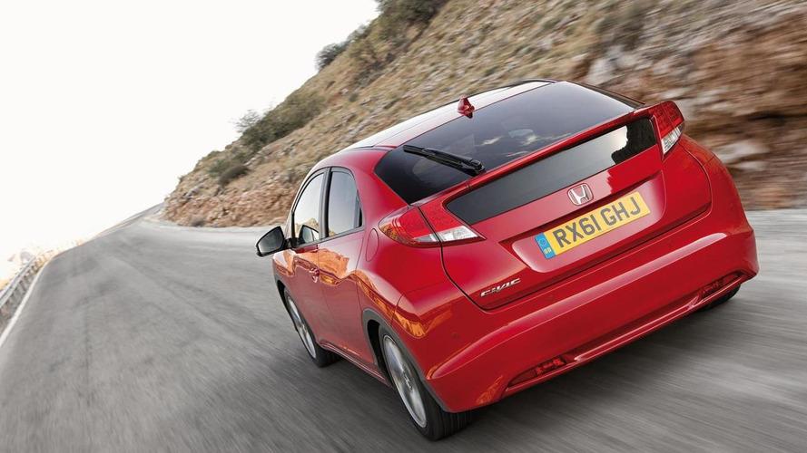 2013 Honda Civic Type-R comes into focus - rumors