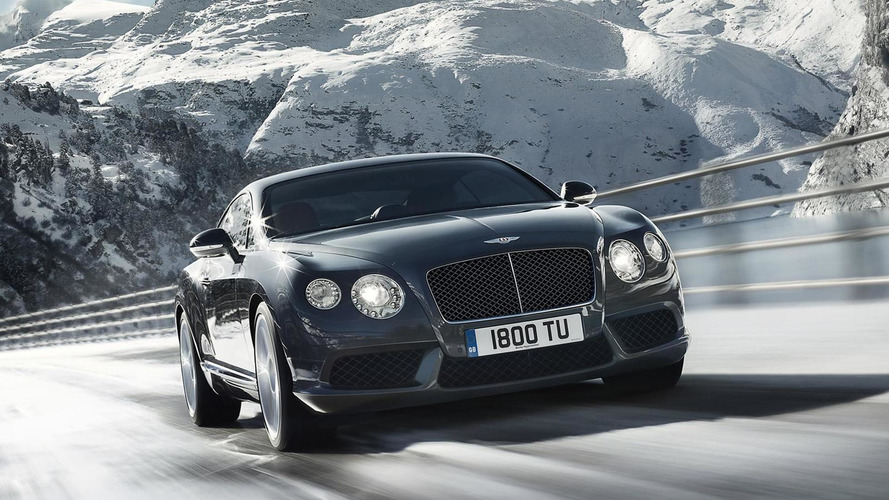 Bentley sales increase - SUV decision coming soon