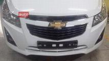 2012 Chevrolet Cruze facelift front fascia spied, 800, 02.01.2012