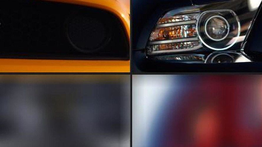 2013 Ford Mustang teaser campaign begins on Facebook