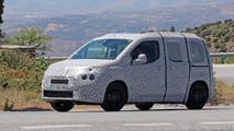 2018 Citroen Berlingo Spy Shots