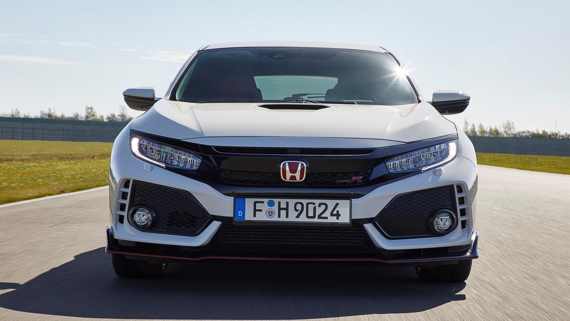 Honda Civic Type R Stars In New Gallery Videos Of Euro Model