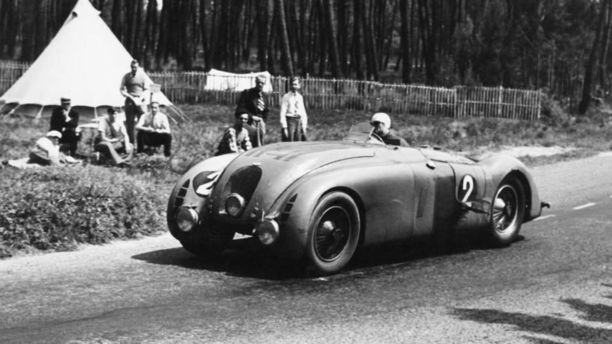Le Mans en dix décennies - 1937, Bugatti, de la lumière à l'ombre