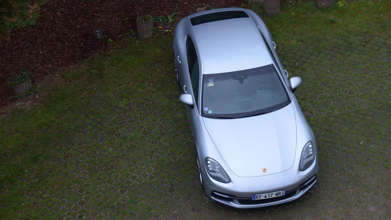 Essai - Porsche Panamera 4S