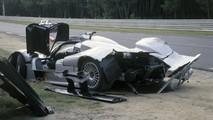 Mark Webber Mercedes CLR 1999
