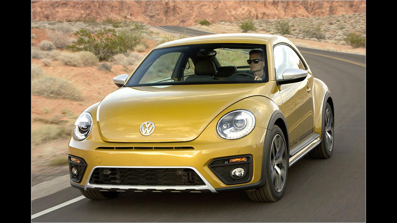 Flop: VW Beetle Dune
