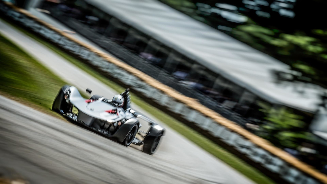 BAC Mono at Goodwood Festival of Speed