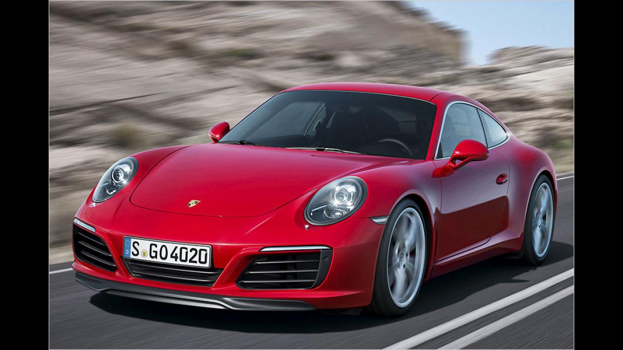 Sportwagen: Porsche 911