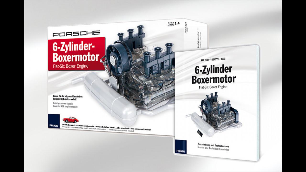 Porsche-Sechszylinder-Bausatz