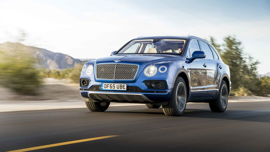 2016 Bentley Bentayga review: Super-luxury, super-expensive