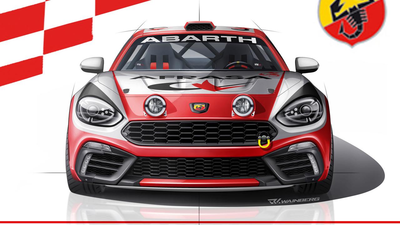 Abarth 124 Rally 2017
