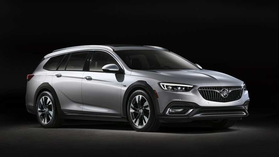 2018 Buick Regal TourX Starts At Just Under $30K