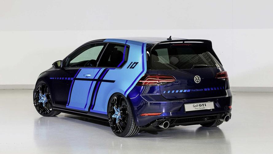 Los espectaculares prototipos de Volkswagen para Wörthersee 2017