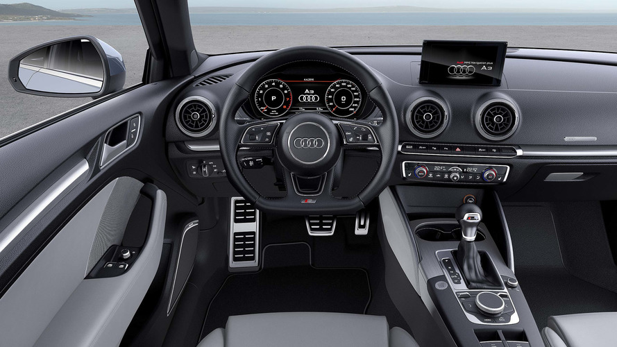 Audi A Sportback Review Brilliant Allrounder - Audi a3 interior