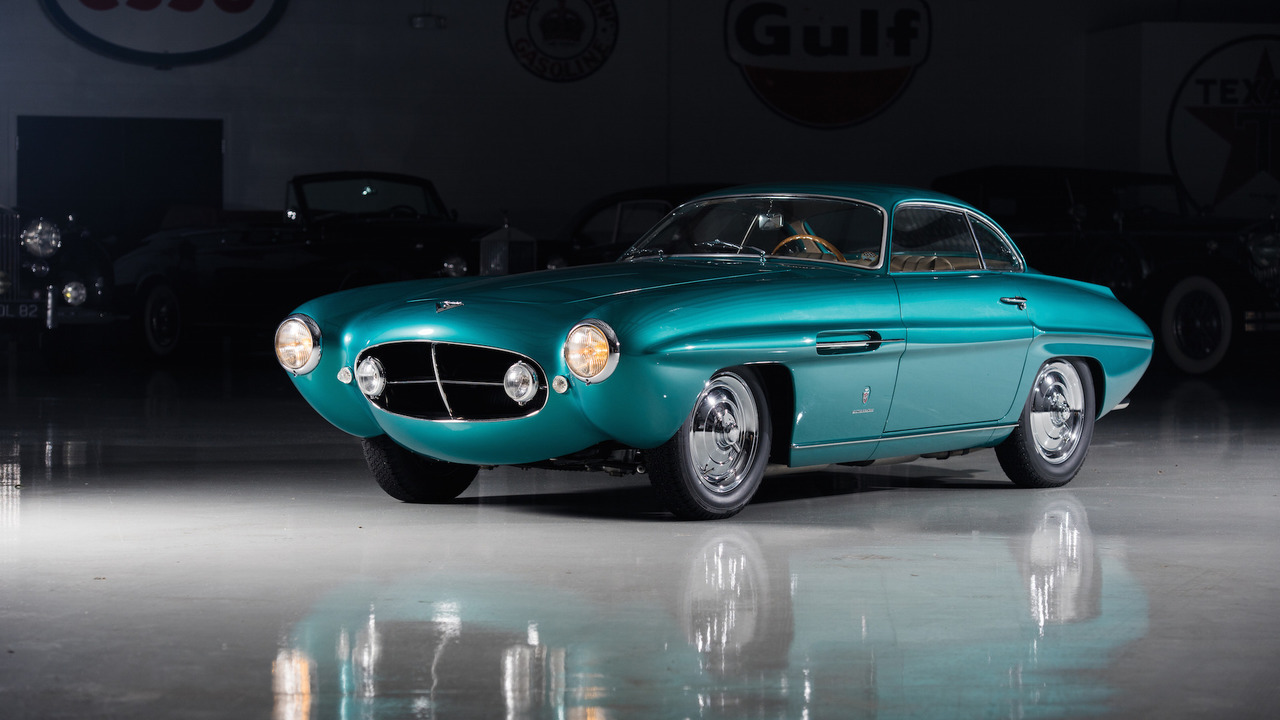 1953 Fiat 8V Supersonice by Ghia Auction