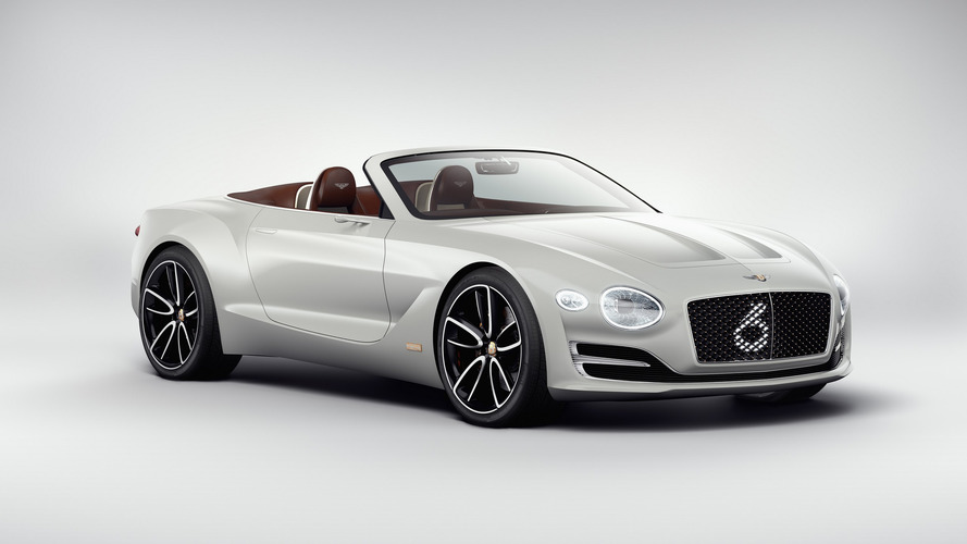 First Bentley EV should be here by 2025