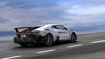 2017 Italdesign Automobili Speciali Zerouno
