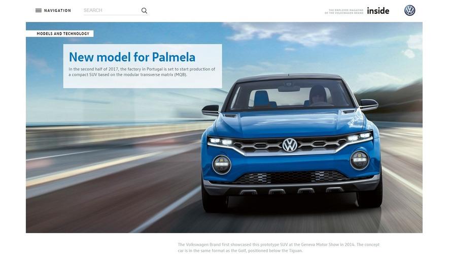 VW T-Roc Concept 2014
