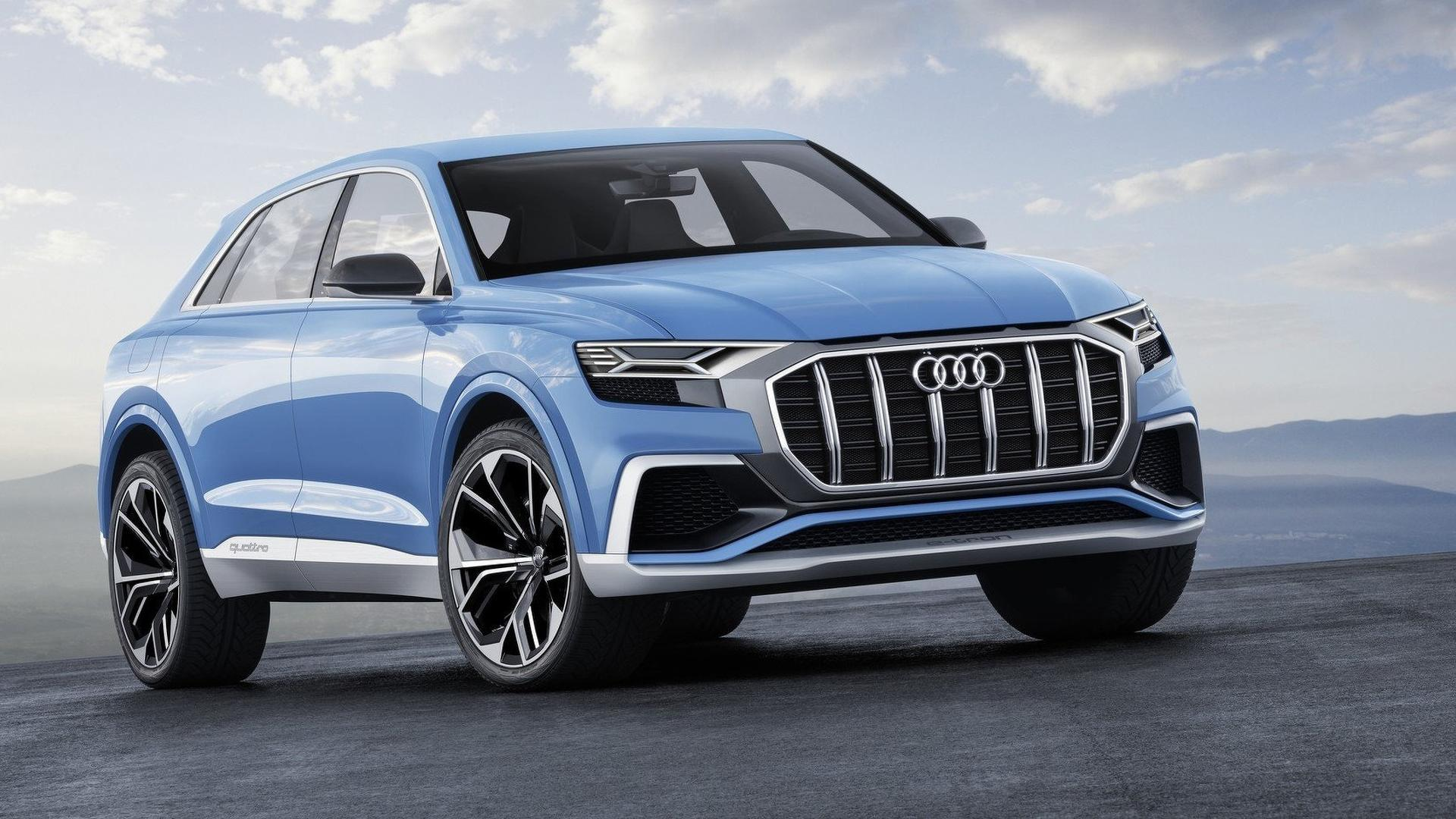 Audi Suv Models >> 2019 Audi Q8 Everything We Know