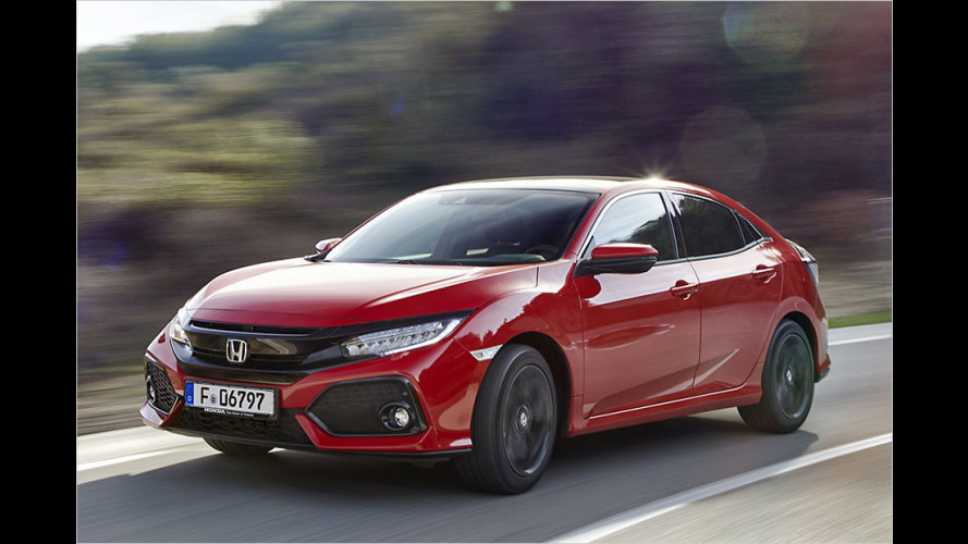 Honda Civic: Größer, agiler ... besser?
