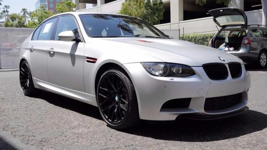BMW M3 CRT à vendre