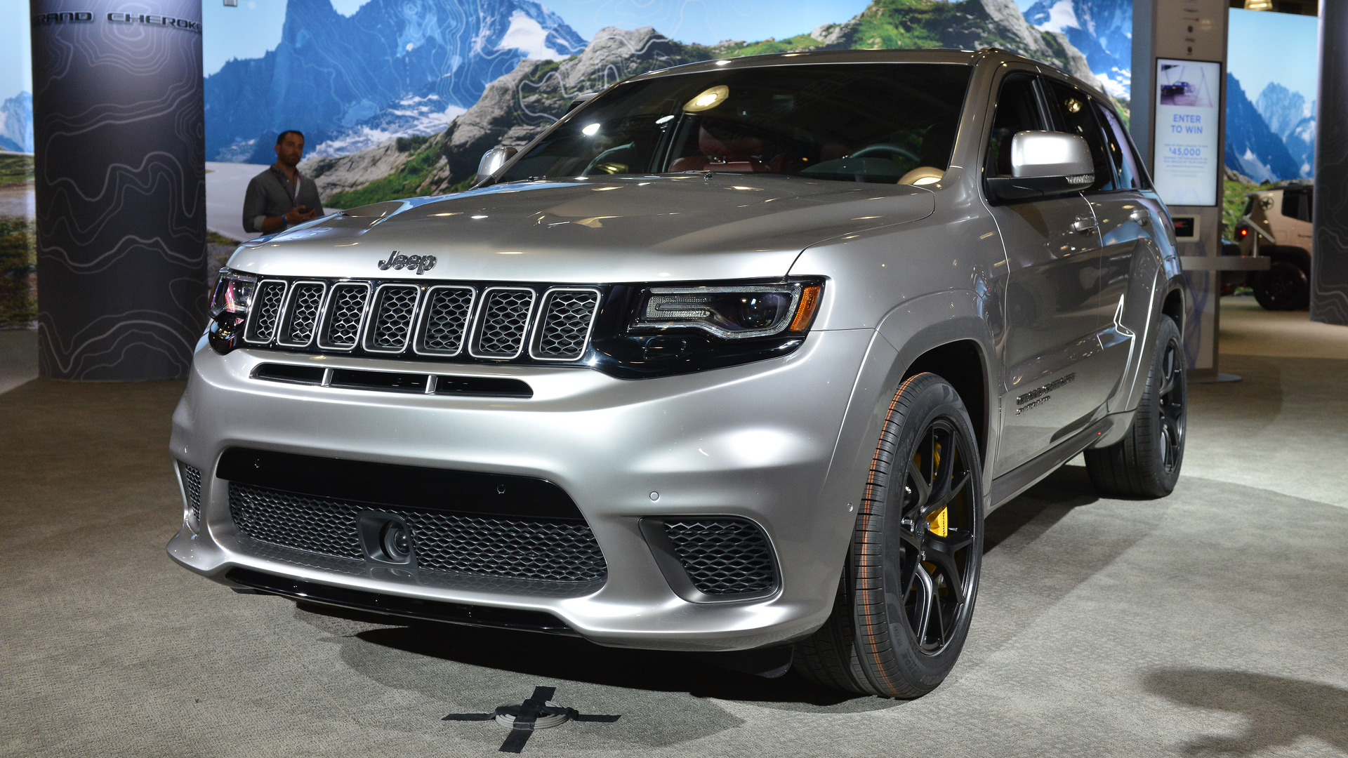 10 More Things To Know About The Jeep Grand Cherokee Trackhawk Fiat Remote Starter Diagram