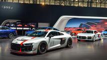 Audi R8 LMS GT4 - New York 2017