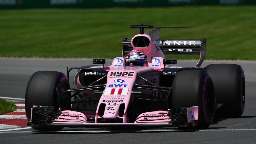 Force India se plantea cambiar el nombre del equipo