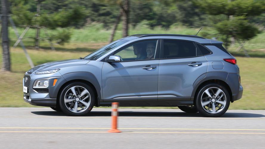 2018 Hyundai Kona: İlk Sürüş