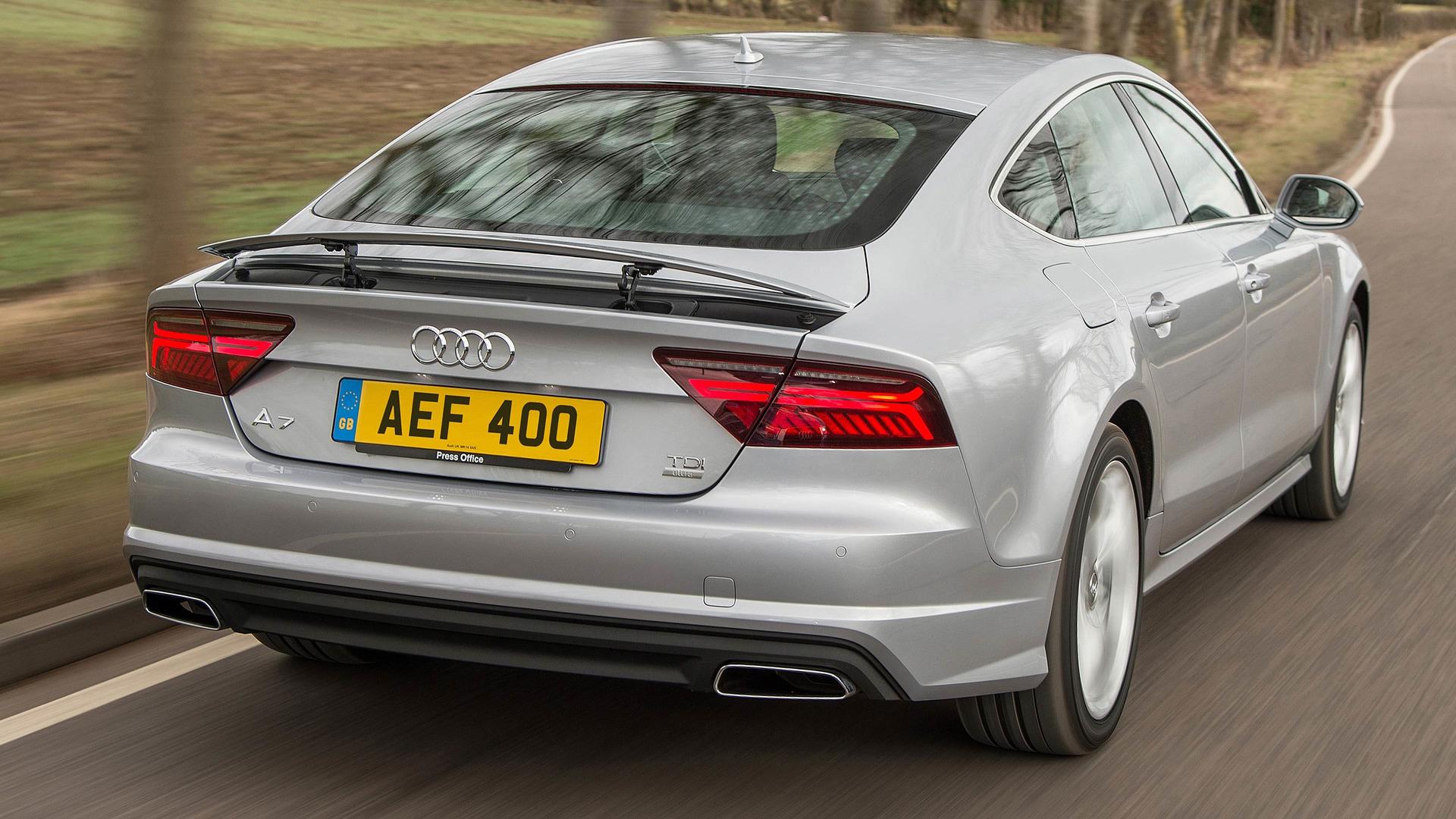 Kelebihan Audi A7 2017 Top Model Tahun Ini