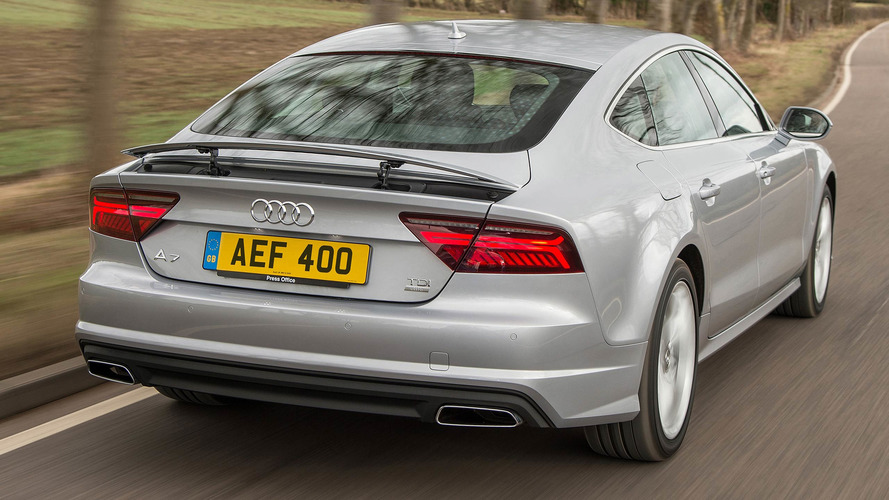 Audi A Review - How much does an audi a7 cost