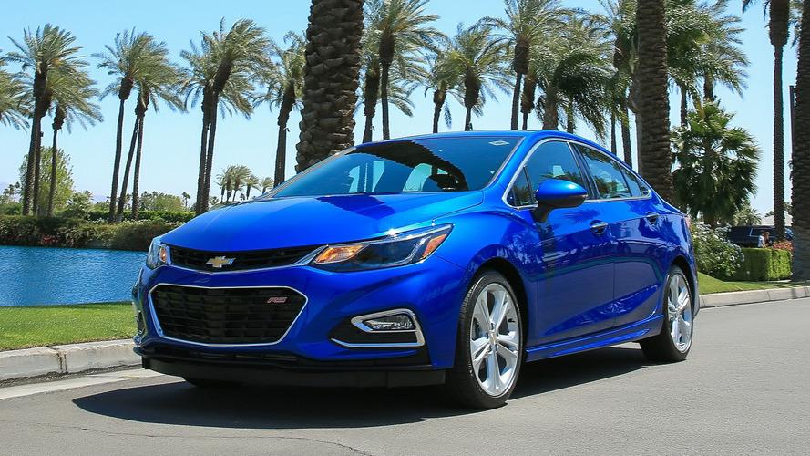 Novo Cruze a diesel é o carro não-híbrido mais econômico dos EUA e faz até 22 km/l