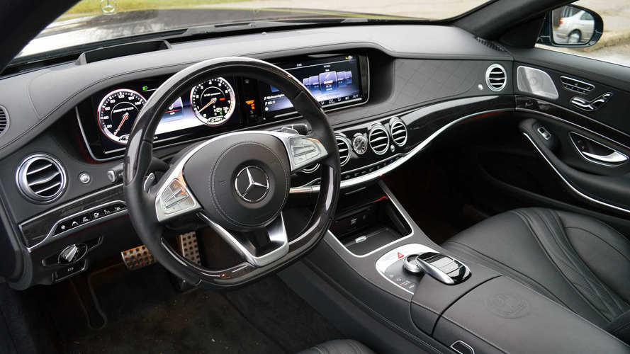 2017 Mercedes Amg S63 Sedan Review Lose Your License In Style