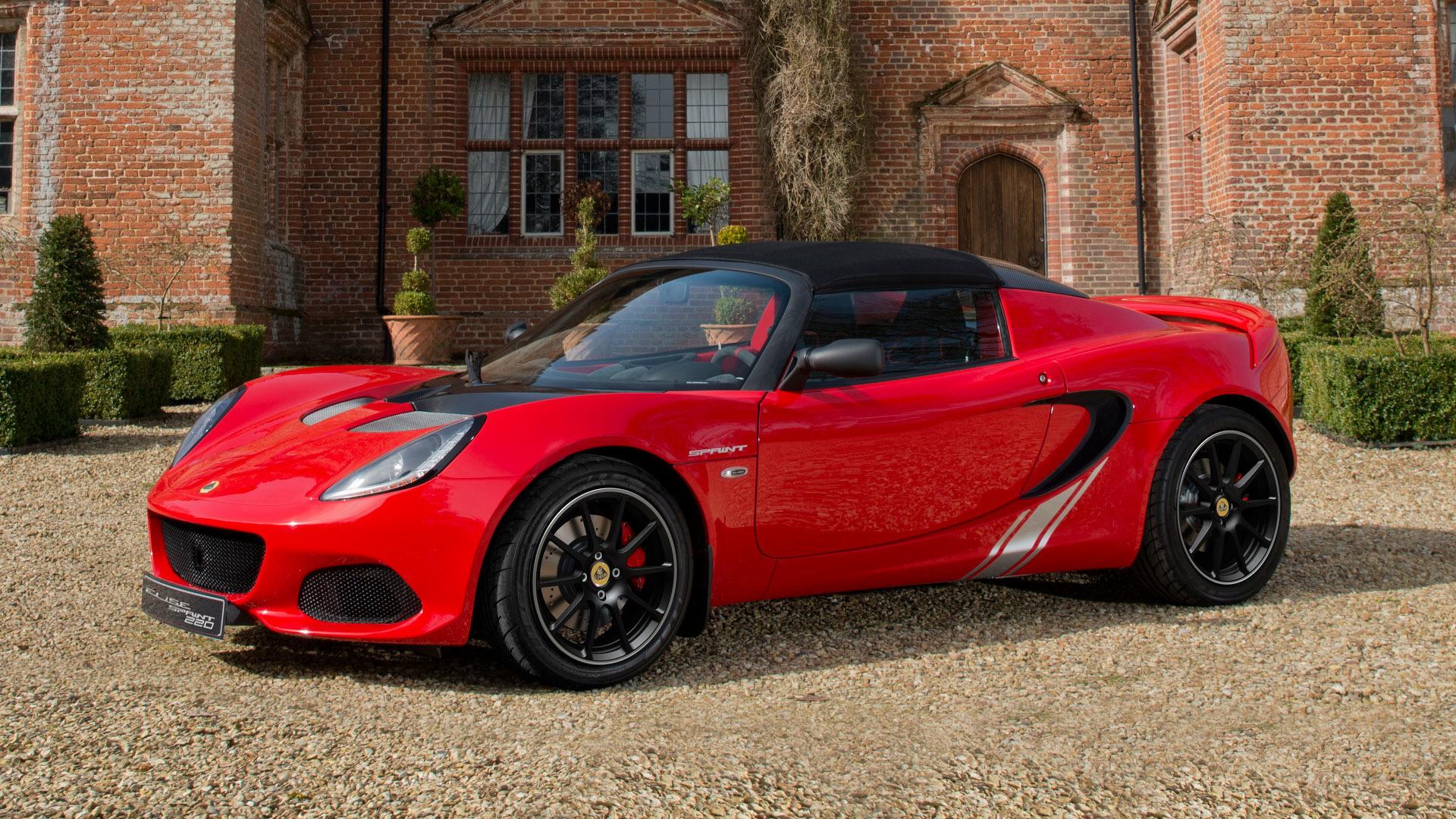 lotus elise auto