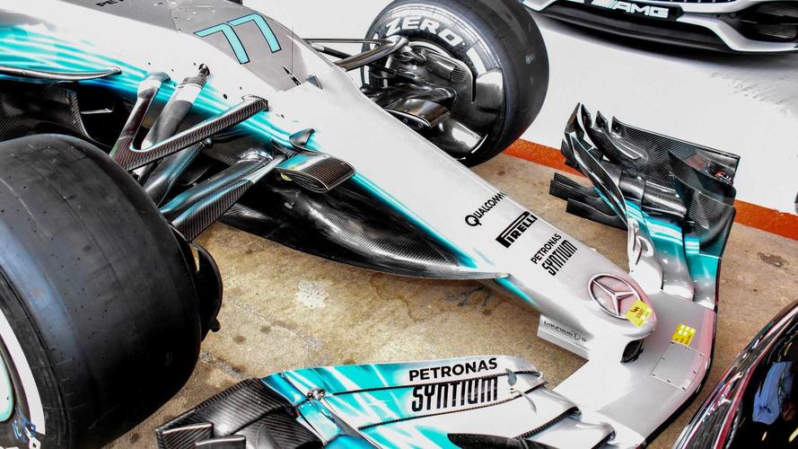 Mercedes exibe conceito radical em atualização para Espanha