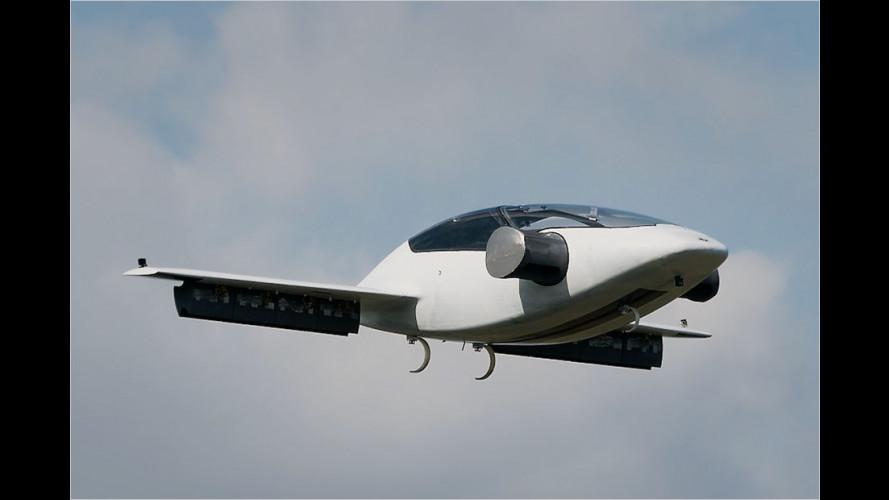 Lilium Jet: Kommt das Flug-Taxi?