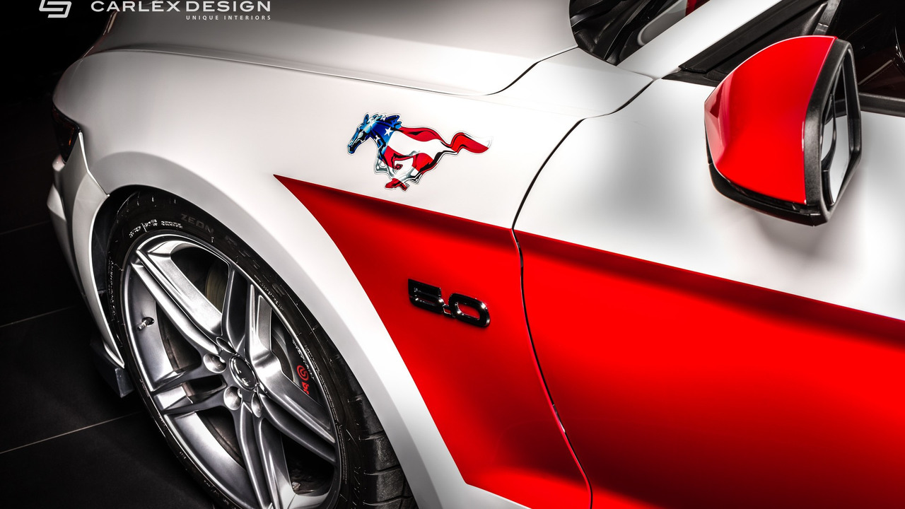 2016 Ford Mustang GT by Carlex Design