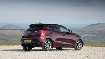 2017 Mazda 2 model year revisions