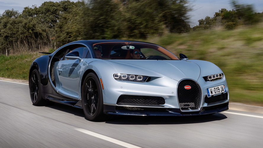 Hennessey Says Bugatti Is 'Sandbagging' The Chiron's Top Speed