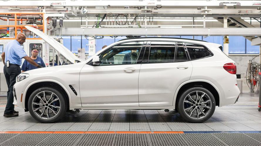 BMW X3 em versão M40i também será produzido no Brasil