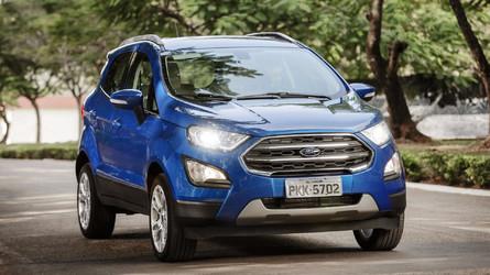 Ford EcoSport e Ranger têm até R$ 25 mil de desconto na rede Caoa