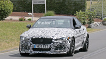 Hardcore Jaguar XE prototype spy photo