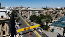 F1: GP Azerbaiyán 2017