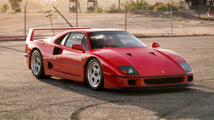 Csak gyönyörködj benne: 30 éve mutatták be a Ferrari F40-et