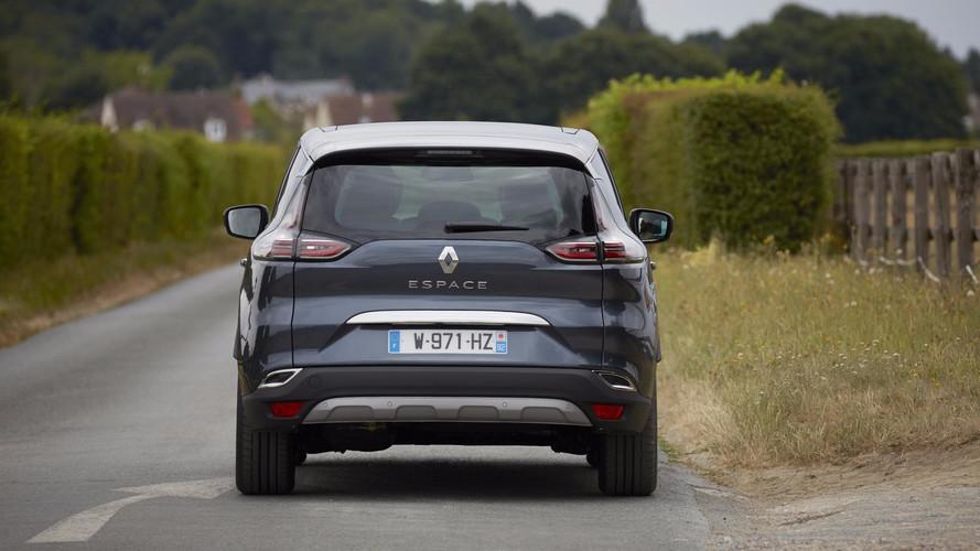 Renault Espace Millésime 2017
