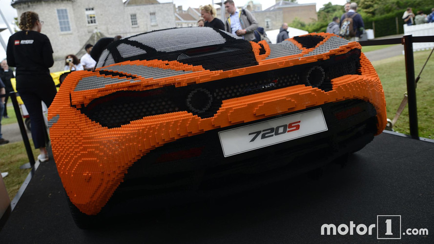 Image result for mclaren made of legos